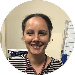Dr Melanie Lamden